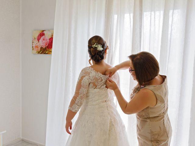 Il matrimonio di Giovanni e Francesca a Giffoni Sei Casali, Salerno 29