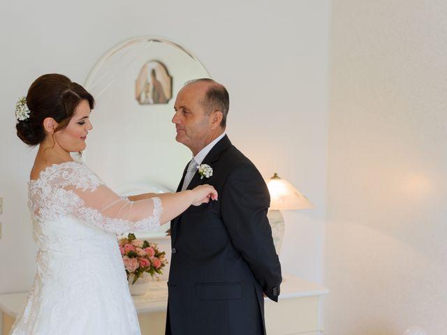 Il matrimonio di Giovanni e Francesca a Giffoni Sei Casali, Salerno 30