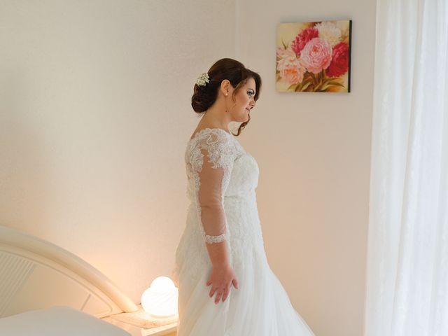 Il matrimonio di Giovanni e Francesca a Giffoni Sei Casali, Salerno 34