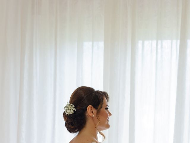 Il matrimonio di Giovanni e Francesca a Giffoni Sei Casali, Salerno 35