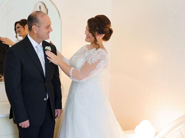 Il matrimonio di Giovanni e Francesca a Giffoni Sei Casali, Salerno 40