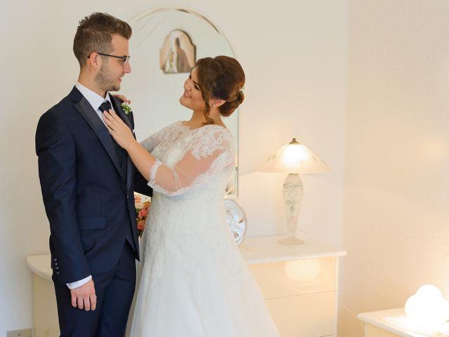 Il matrimonio di Giovanni e Francesca a Giffoni Sei Casali, Salerno 42