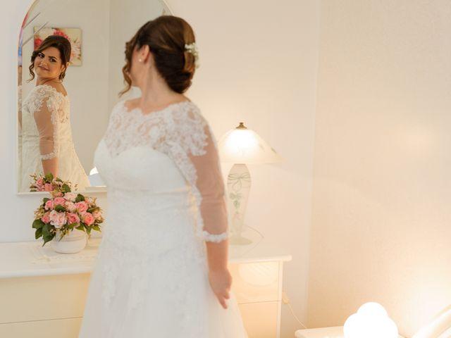 Il matrimonio di Giovanni e Francesca a Giffoni Sei Casali, Salerno 47
