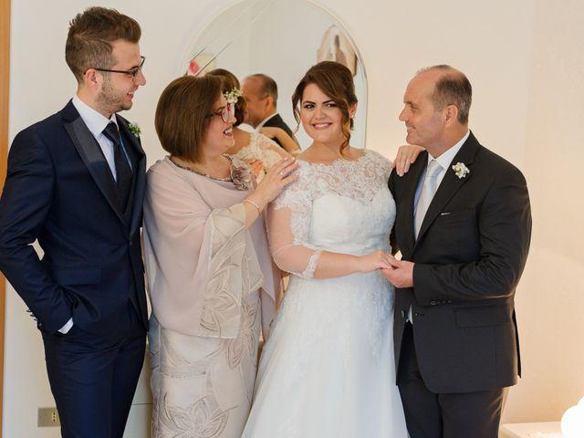 Il matrimonio di Giovanni e Francesca a Giffoni Sei Casali, Salerno 48