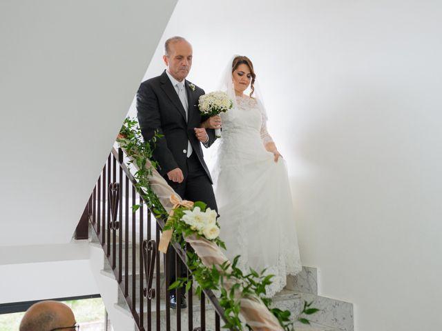 Il matrimonio di Giovanni e Francesca a Giffoni Sei Casali, Salerno 51