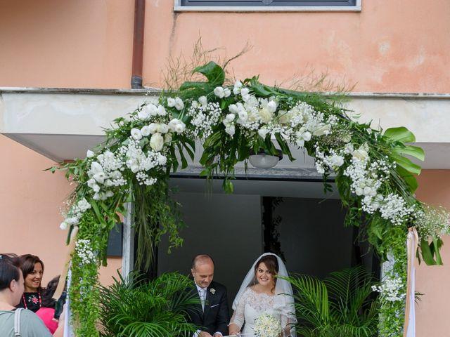 Il matrimonio di Giovanni e Francesca a Giffoni Sei Casali, Salerno 52