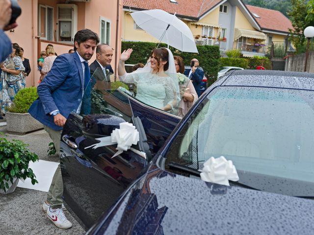 Il matrimonio di Giovanni e Francesca a Giffoni Sei Casali, Salerno 53