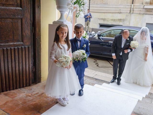 Il matrimonio di Giovanni e Francesca a Giffoni Sei Casali, Salerno 56