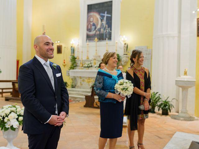 Il matrimonio di Giovanni e Francesca a Giffoni Sei Casali, Salerno 57