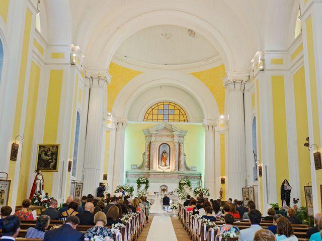 Il matrimonio di Giovanni e Francesca a Giffoni Sei Casali, Salerno 58