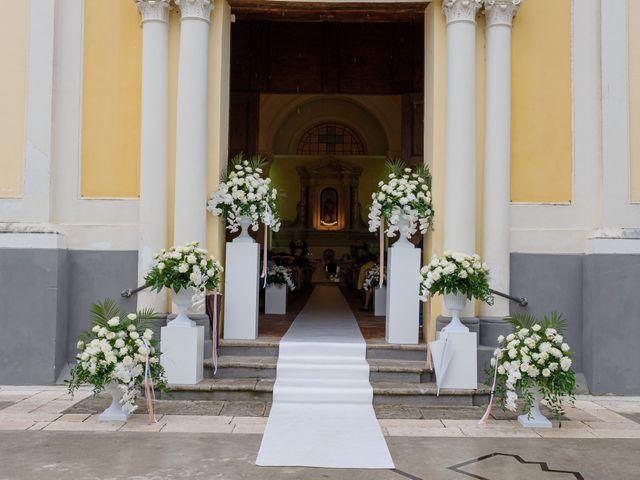 Il matrimonio di Giovanni e Francesca a Giffoni Sei Casali, Salerno 59