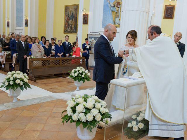 Il matrimonio di Giovanni e Francesca a Giffoni Sei Casali, Salerno 60