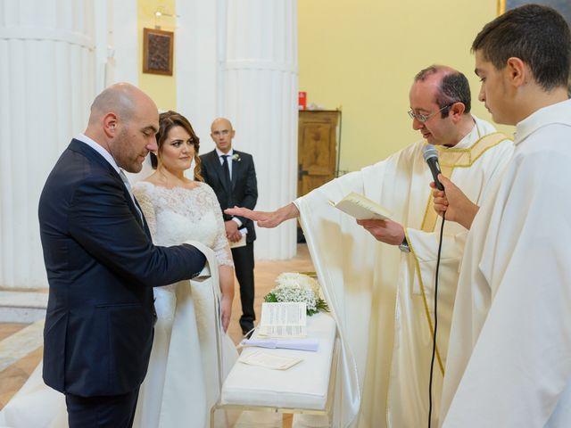 Il matrimonio di Giovanni e Francesca a Giffoni Sei Casali, Salerno 61