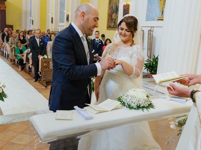Il matrimonio di Giovanni e Francesca a Giffoni Sei Casali, Salerno 62