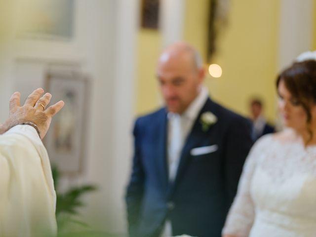 Il matrimonio di Giovanni e Francesca a Giffoni Sei Casali, Salerno 63
