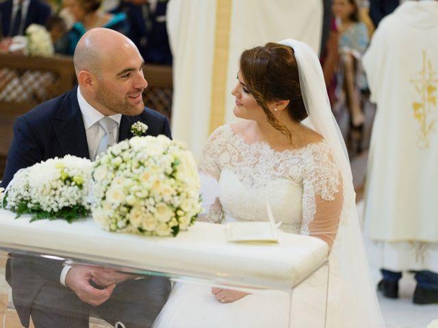 Il matrimonio di Giovanni e Francesca a Giffoni Sei Casali, Salerno 64