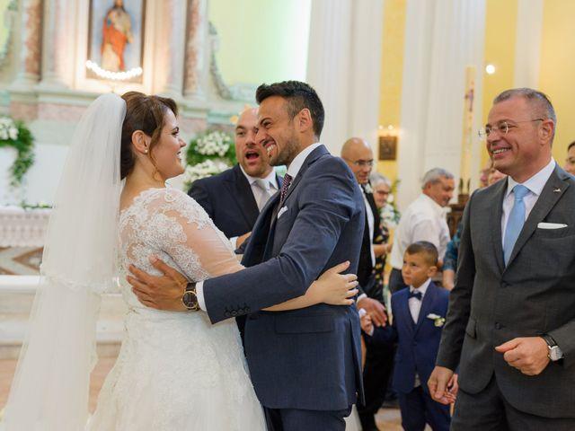 Il matrimonio di Giovanni e Francesca a Giffoni Sei Casali, Salerno 65