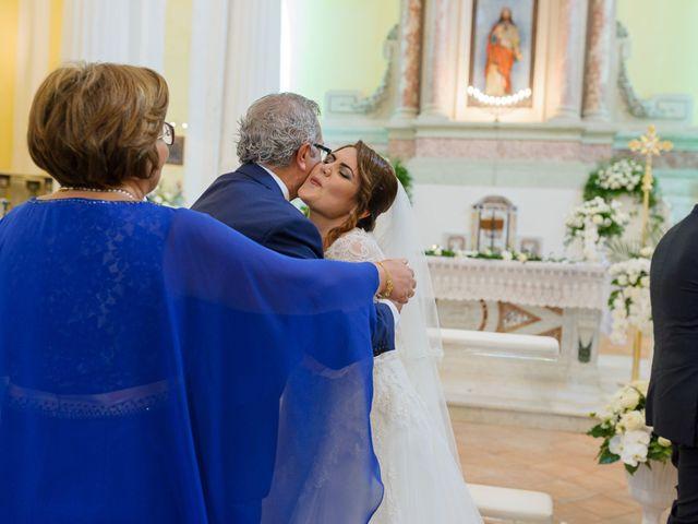 Il matrimonio di Giovanni e Francesca a Giffoni Sei Casali, Salerno 66