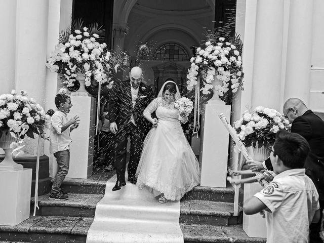 Il matrimonio di Giovanni e Francesca a Giffoni Sei Casali, Salerno 67