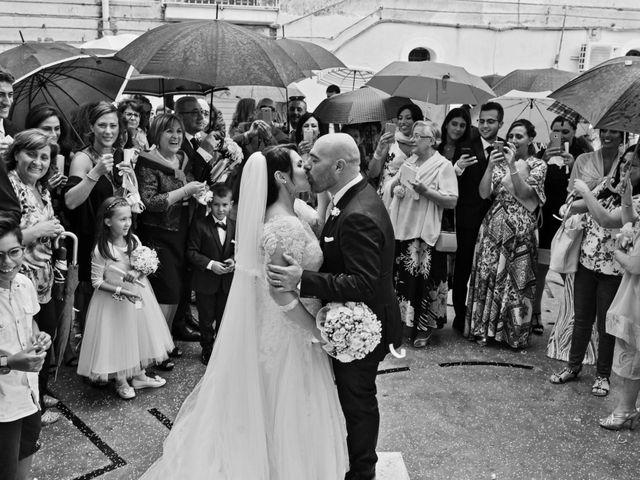 Il matrimonio di Giovanni e Francesca a Giffoni Sei Casali, Salerno 68