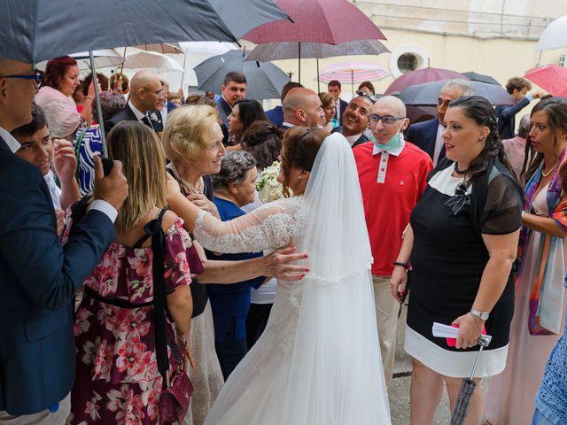 Il matrimonio di Giovanni e Francesca a Giffoni Sei Casali, Salerno 69