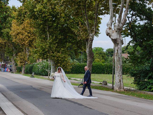 Il matrimonio di Giovanni e Francesca a Giffoni Sei Casali, Salerno 71