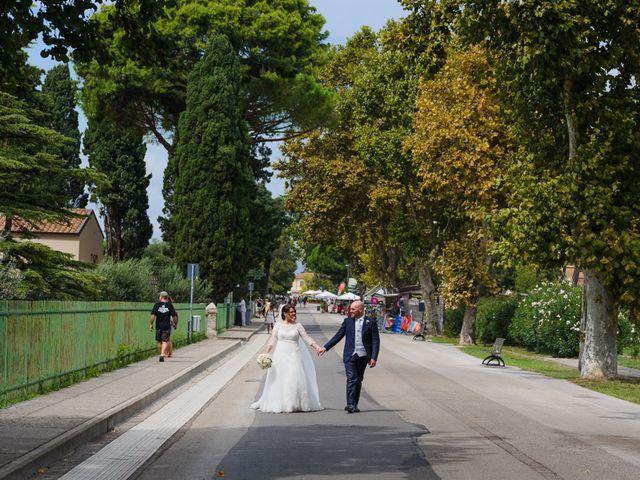 Il matrimonio di Giovanni e Francesca a Giffoni Sei Casali, Salerno 73