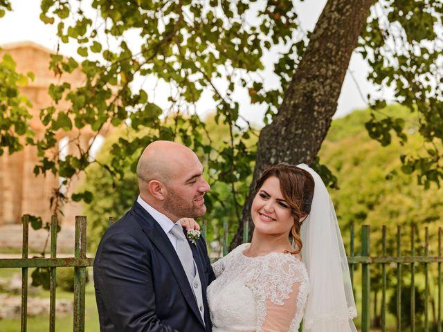 Il matrimonio di Giovanni e Francesca a Giffoni Sei Casali, Salerno 74