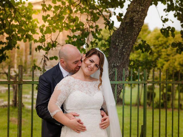 Il matrimonio di Giovanni e Francesca a Giffoni Sei Casali, Salerno 75