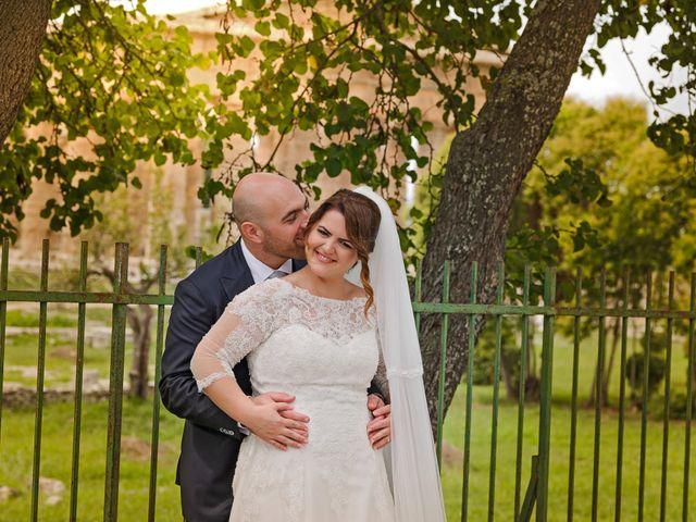 Il matrimonio di Giovanni e Francesca a Giffoni Sei Casali, Salerno 76
