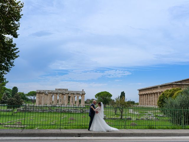 Il matrimonio di Giovanni e Francesca a Giffoni Sei Casali, Salerno 77