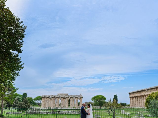 Il matrimonio di Giovanni e Francesca a Giffoni Sei Casali, Salerno 78