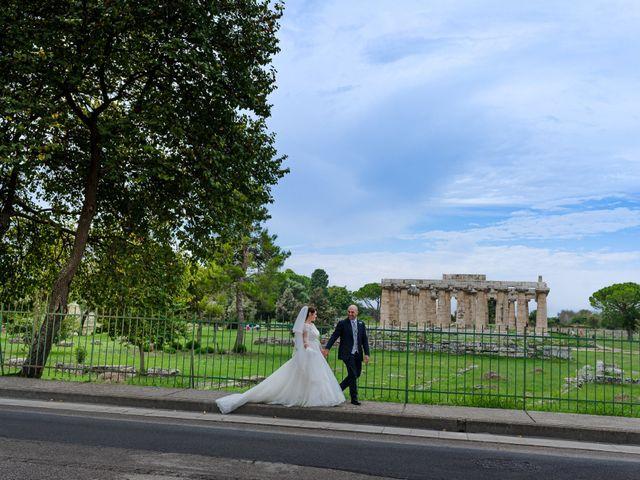 Il matrimonio di Giovanni e Francesca a Giffoni Sei Casali, Salerno 79