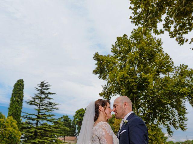 Il matrimonio di Giovanni e Francesca a Giffoni Sei Casali, Salerno 80