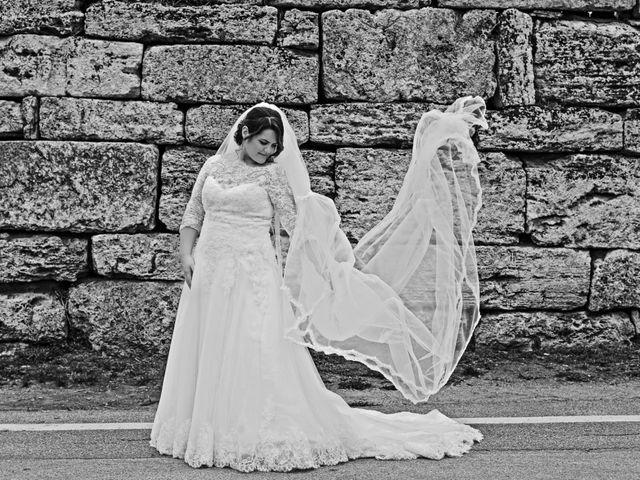 Il matrimonio di Giovanni e Francesca a Giffoni Sei Casali, Salerno 81