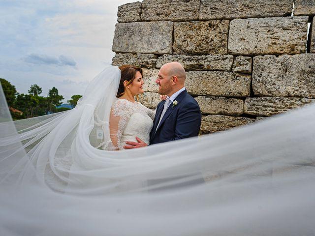 Il matrimonio di Giovanni e Francesca a Giffoni Sei Casali, Salerno 82