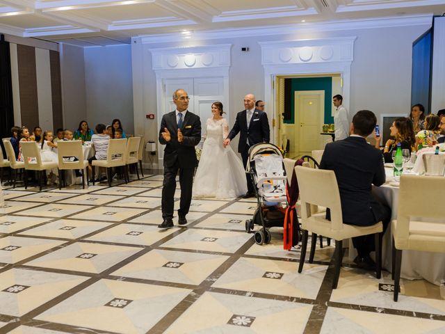 Il matrimonio di Giovanni e Francesca a Giffoni Sei Casali, Salerno 89