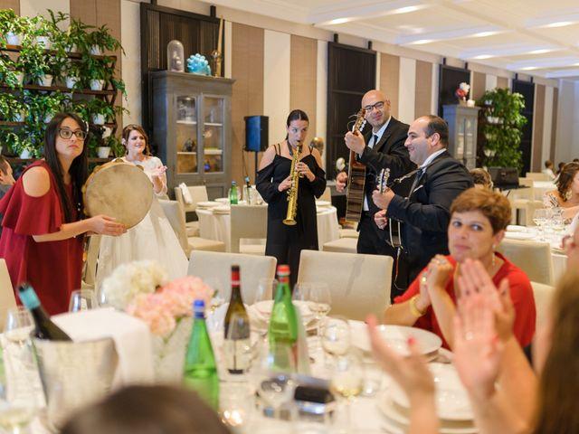 Il matrimonio di Giovanni e Francesca a Giffoni Sei Casali, Salerno 95