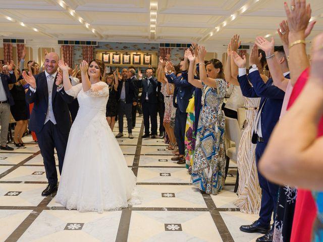 Il matrimonio di Giovanni e Francesca a Giffoni Sei Casali, Salerno 105