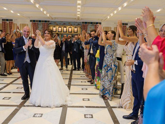 Il matrimonio di Giovanni e Francesca a Giffoni Sei Casali, Salerno 106