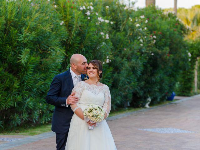 Il matrimonio di Giovanni e Francesca a Giffoni Sei Casali, Salerno 111