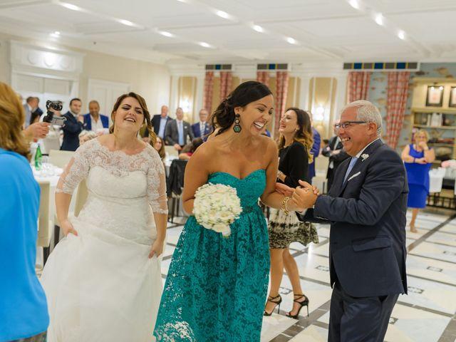 Il matrimonio di Giovanni e Francesca a Giffoni Sei Casali, Salerno 117