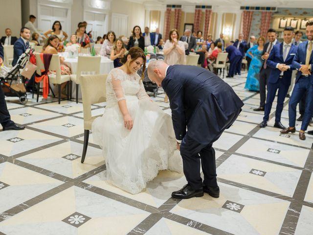 Il matrimonio di Giovanni e Francesca a Giffoni Sei Casali, Salerno 118