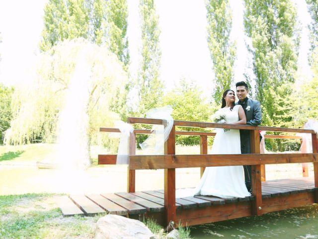 Il matrimonio di Floyd e Mary a Castel San Pietro Terme, Bologna 10