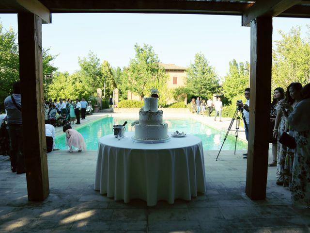 Il matrimonio di Floyd e Mary a Castel San Pietro Terme, Bologna 13