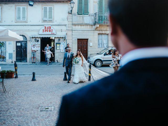 Il matrimonio di Consuelo e Nicola a Fauglia, Pisa 23