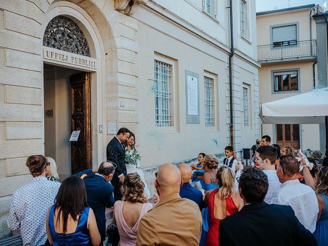 Il matrimonio di Consuelo e Nicola a Fauglia, Pisa 28