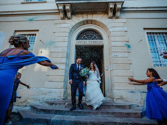 Il matrimonio di Consuelo e Nicola a Fauglia, Pisa 29