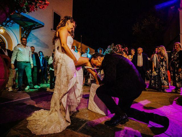 Il matrimonio di Consuelo e Nicola a Fauglia, Pisa 46