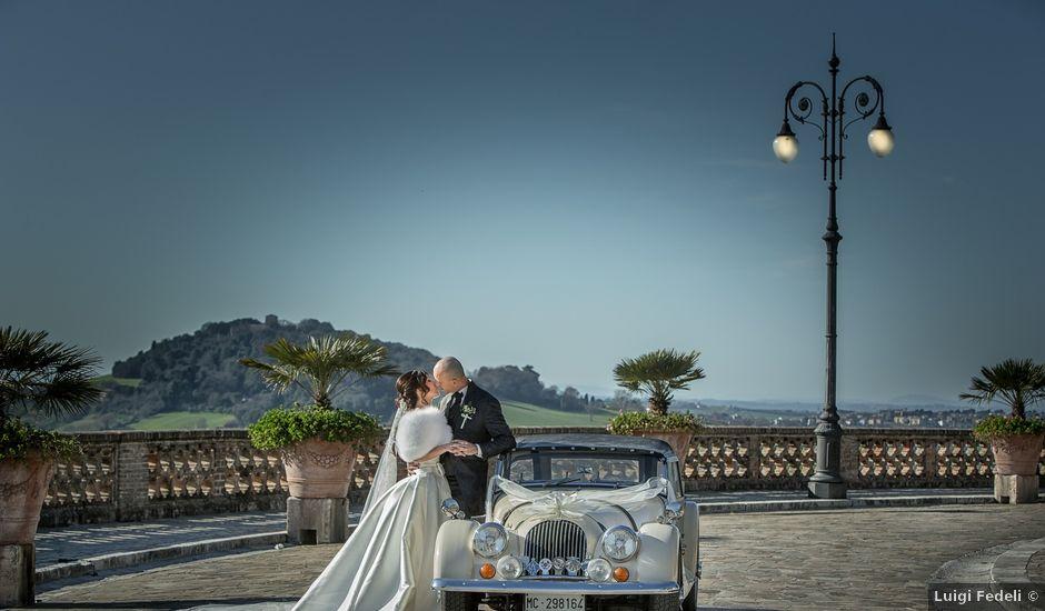 Il matrimonio di Fabrizio e Giulia a Osimo, Ancona